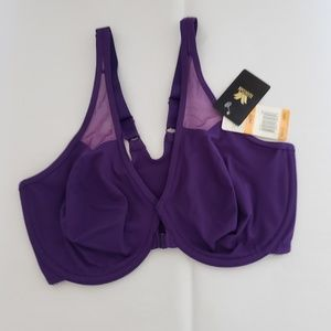 Body by Wacoal 34DD Racerback 65124 Front Close Br